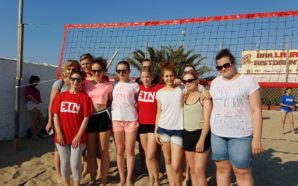 Beach Volleyball tournament at Sistema Turismo
