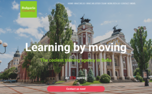 New Bulgaria Gateway Website is online
