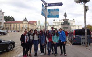 Having Fun in Sofia