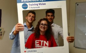 Final Meetings at Training Vision