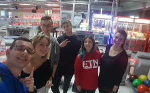 Bowling evening at Sistema Turismo