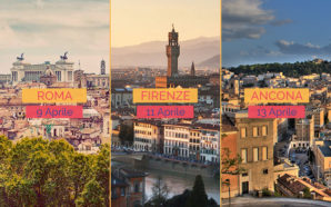 ETN World Tour 2018: Roma, Firenze e Ancona