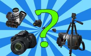 FOTOGRAFIA: quale attrezzatura acquistare?