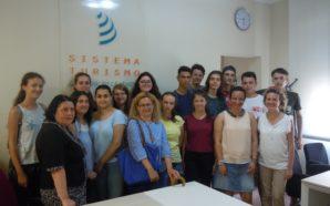 Final meeting at Sistema Turismo
