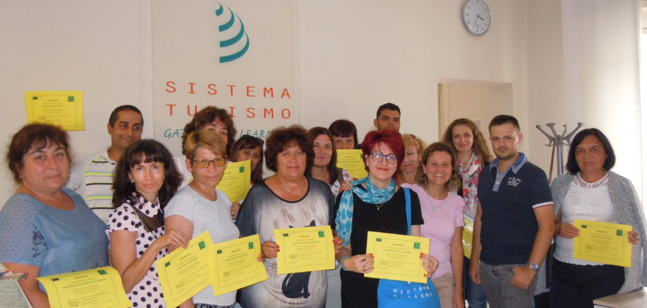 gruppo Bulgaro a sistema turismo