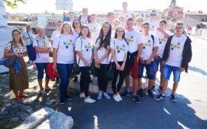 Uczniowie z Kościelca realizują swoją przygodę życia w Rimini! –