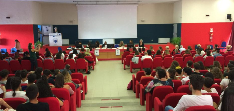 final meeting progetto ESAW
