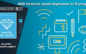 Talenti Neodiplomati edizione 2019