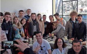 STUDENTI ITALIANI E GRECI INSIEME PER UN FUTURO BIO