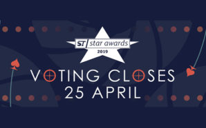 ST Star Awards 2019: just 2 days left for voting