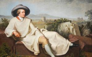 """Goethe, studente Erasmus antelitteram con il suo """"Viaggio in Italia"""""""