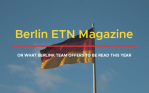 Berlin ETN Magazine is being launched!
